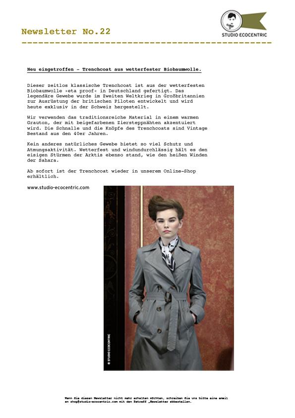 Newsletter No.22