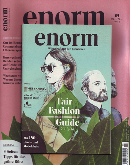 Enorm Mag 11-14