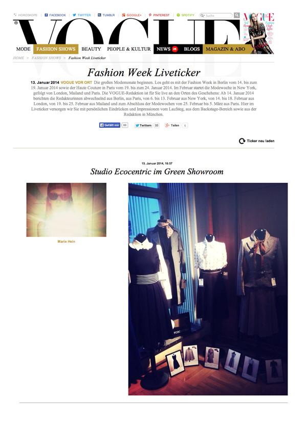 Vogue online 1-14