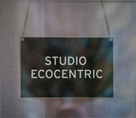Studio Ecocentric Showroom door